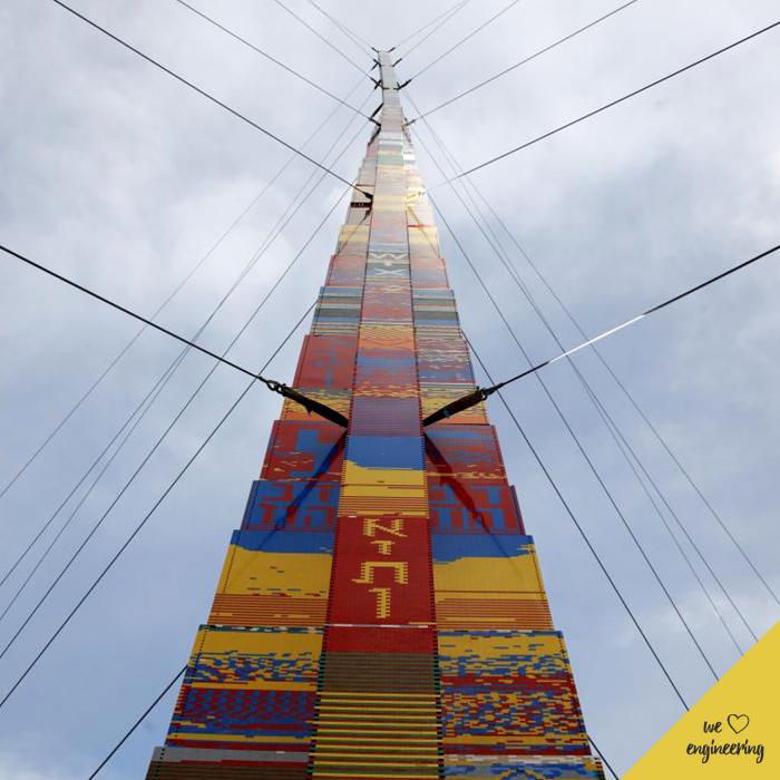 Najvyššia veža z Lega